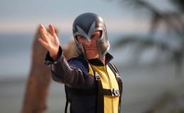 Michael Fassbender as Erik Lehnsherr/Magneto in X-Men First Class