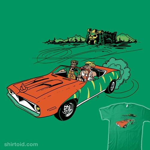 Fabulous Joy Ride t-shirt