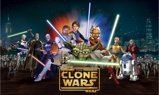 Watch: Star Wars Clone Wars Legacy Video And Never Before