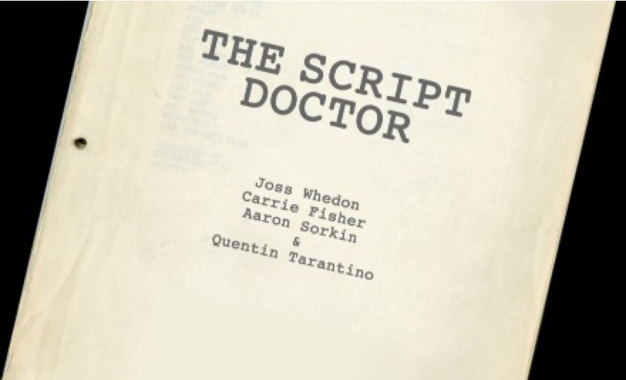 Doctor to write a script
