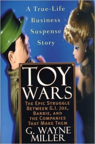Toy Wars book
