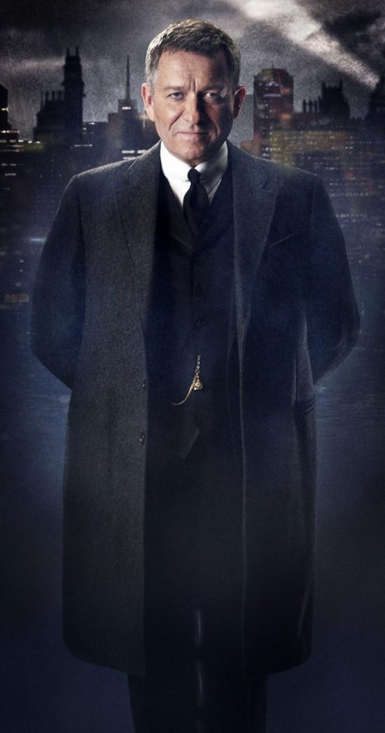 Gotham Photo Sean Pertwee as Alfred