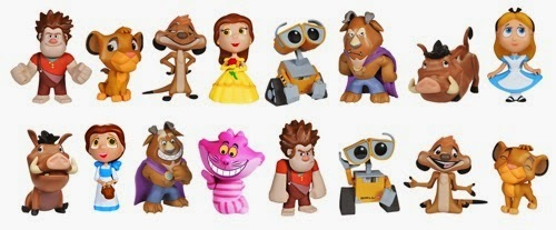 Disney Pixar Mystery Mini Vinyl Figure Series 2