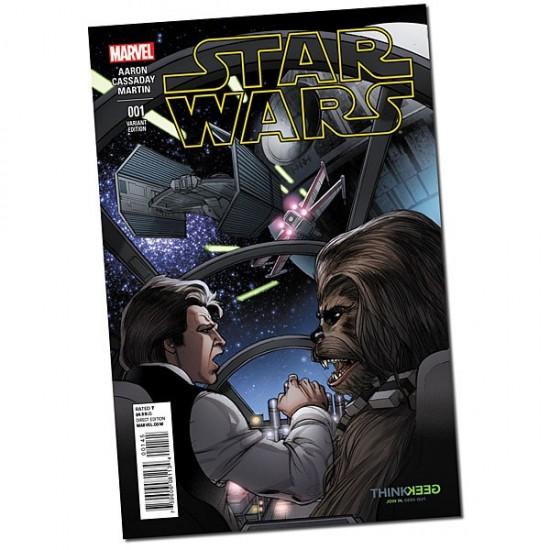 Star Wars #1 ThinkGeek Exclusive Variant