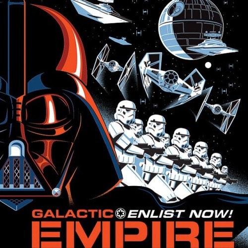 Eric Tan's Star Wars art