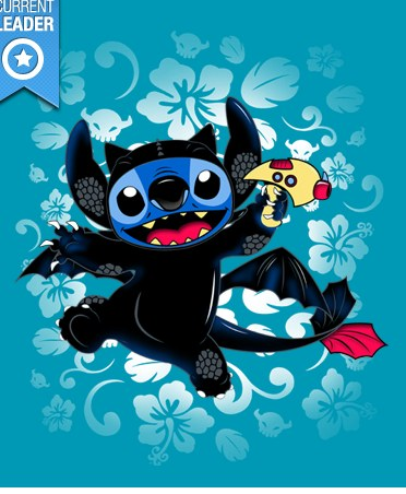 How to Train Your Dragon/Lilo and Stitch