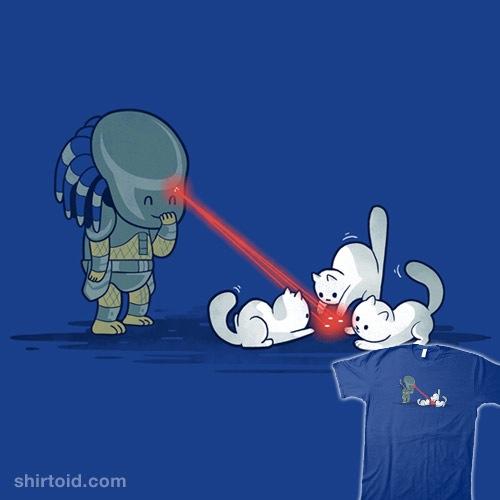Predat-awww t-shirt