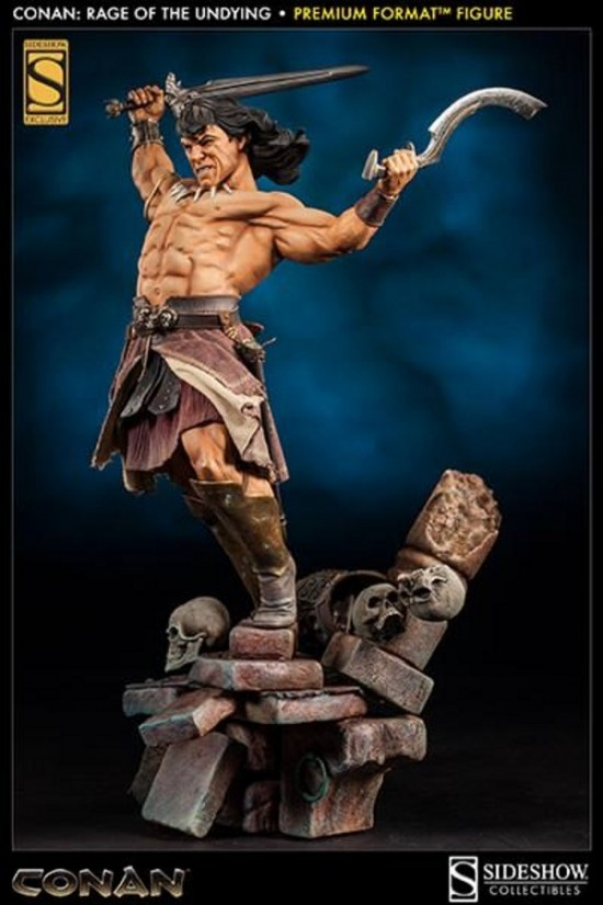 Conan the Barbarian: Rage of the Undying Premium Format Figure