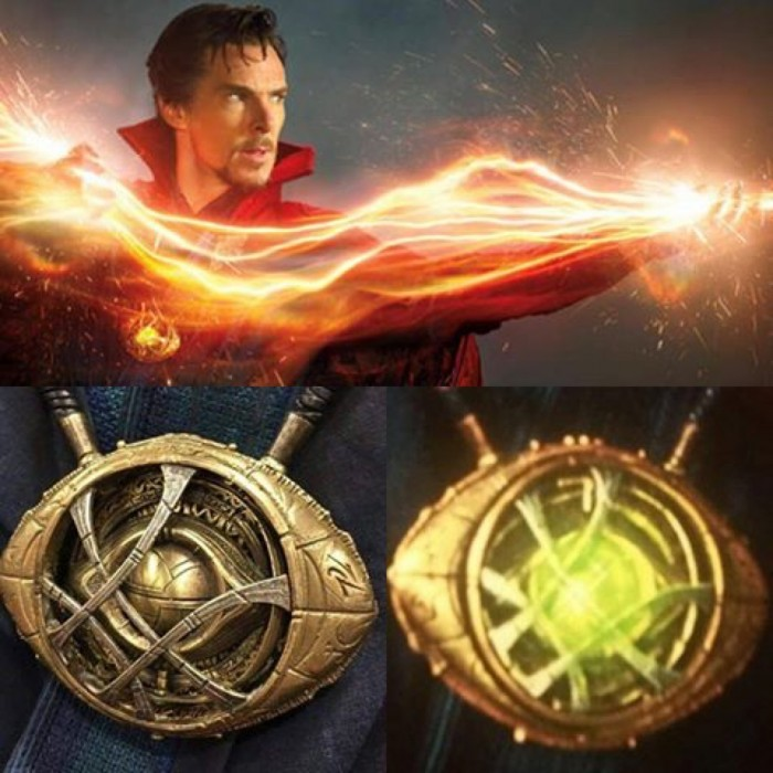 is the eye of agamotto an infinity gem in doctor strange?