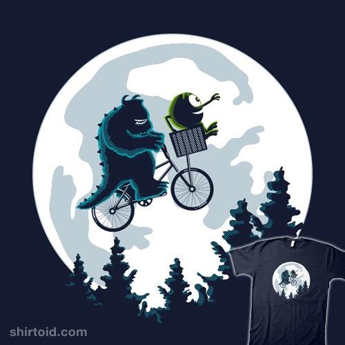 Monsters Friends t-shirt