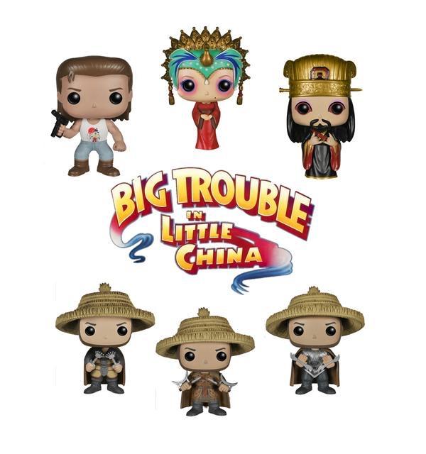 Big Trouble in Little China Funko Pop!