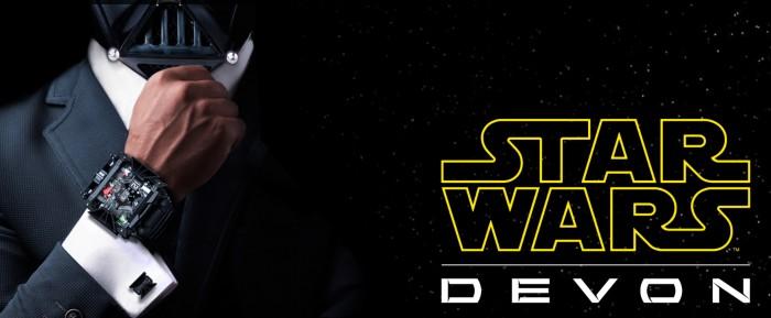 star wars Devon watch