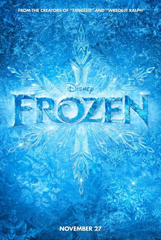 Frozen teaser poster