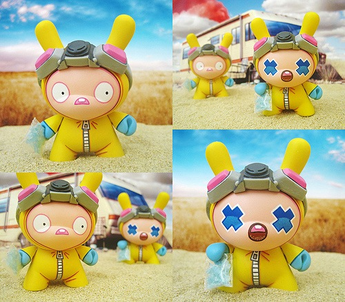 Billy Bad Dunnys by Dolly Oblong