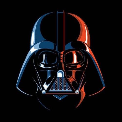Eric Tan's Darth Vader art