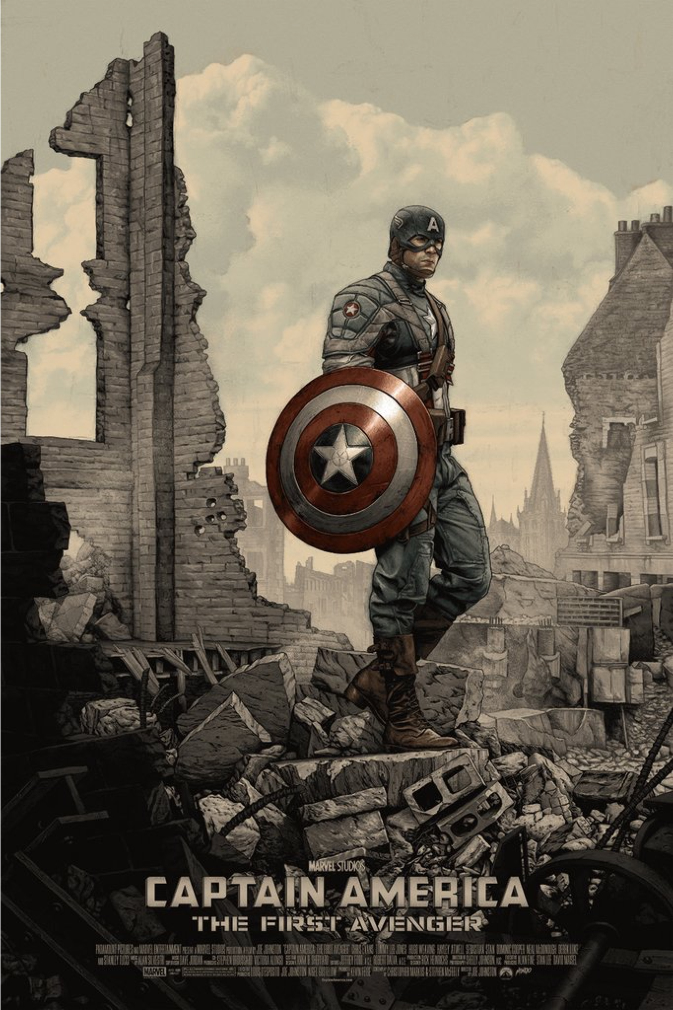 the first avenger 3