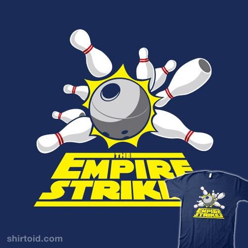 The Empire Strikes t-shirt
