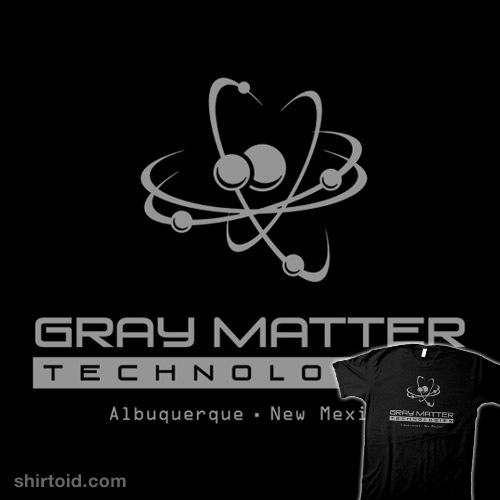 Gray Matter Technologies t-shirt
