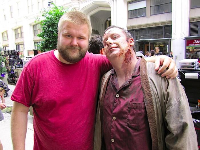 Gary Whitta The Walking Dead