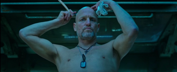 Woody Harrelson is the Colonel in War for the Planet of the Apes