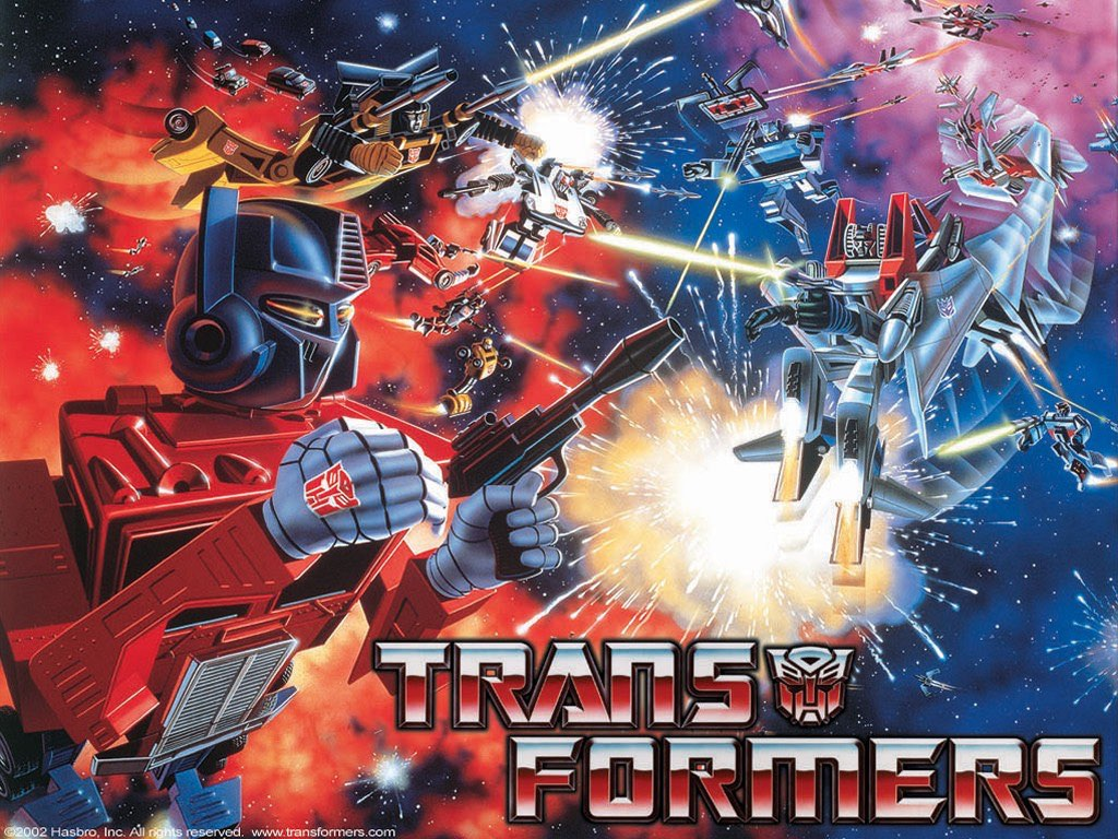A Transformers Animated Movie
