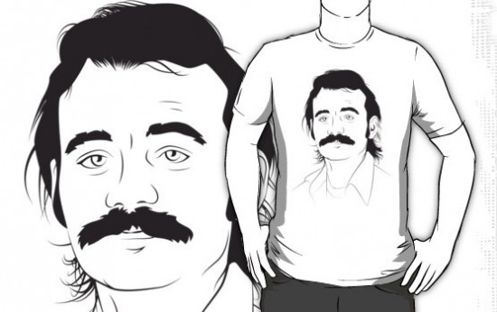 Bill Fucking Murray t-shirt