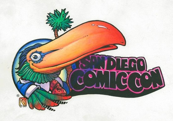 comic-con old logo