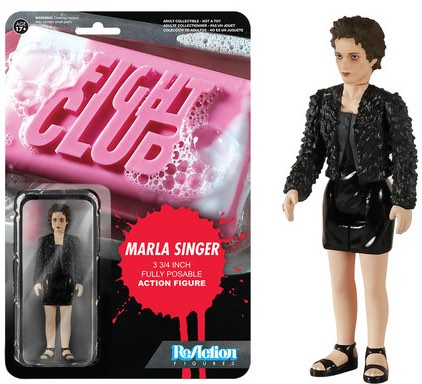 Fight Club Marla Singer Action Figure Will