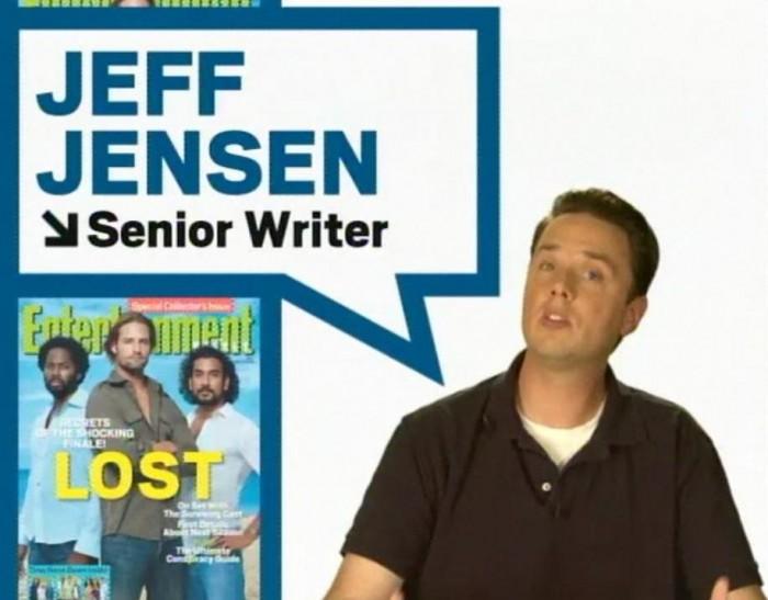 Jeff Jensen lost