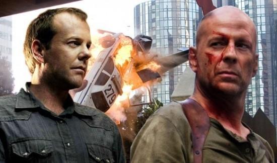 Jack Bauer vs. John McClane