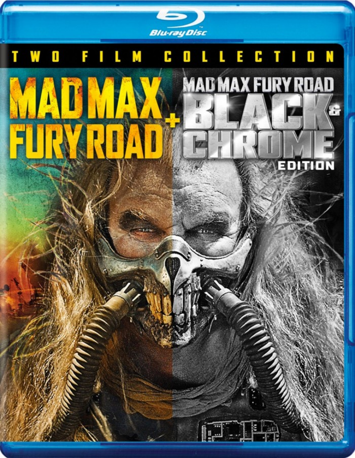 Mad Max: Fury Road Black and Chrome Edition