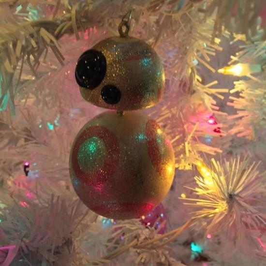 Star Wars BB-8 Ornament