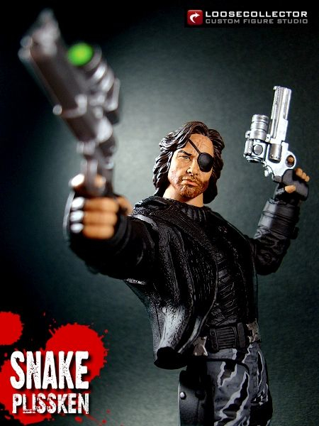 Snake Plissken Custom Action Figure