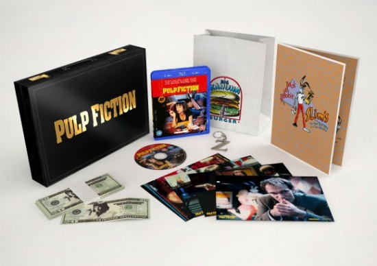 PULP FICTION: 20TH ANNIVERSARY EDITION BLU-RAY BOXED SET