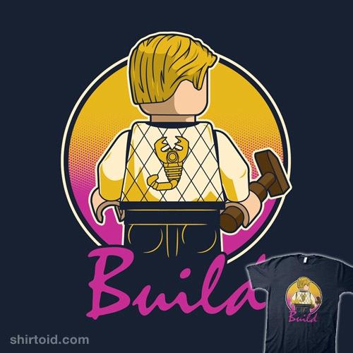 A Real Mini Hero t-shirt