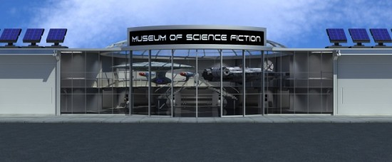 Hollywood Science Fiction Museum