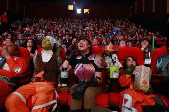 Star Wars Rebels comic con screening