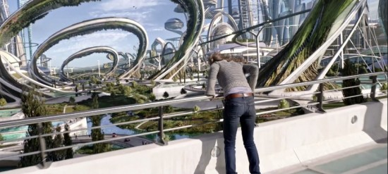 Brad Bird's Tomorrowland Teaser Trailer