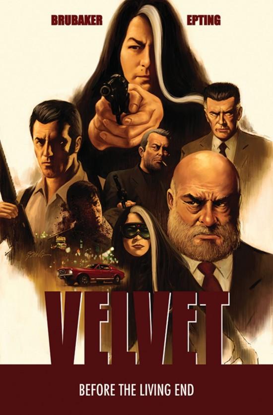 Velvet Volume 1 By Ed Brubaker