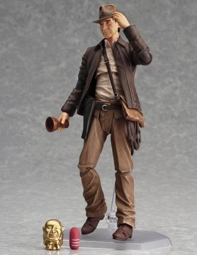 Indiana Jones Figma