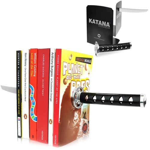 Katana Sword Bookends