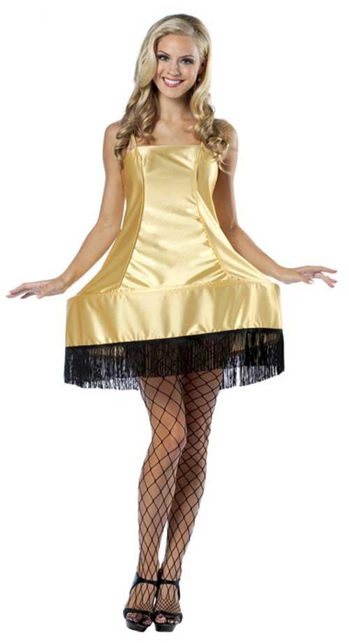 'A Christmas Story' leg lamp costume