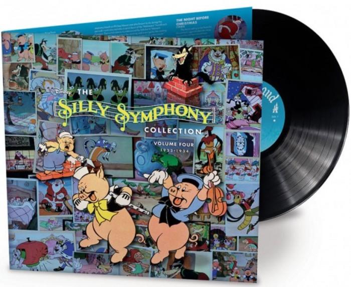 Restored Silly Symphony Soundtracks on Vinyl