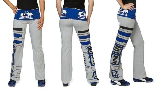 R2-D2 Yoga Pants