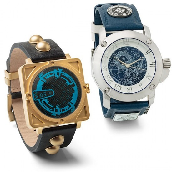 Doctor Who Collector Series Watches