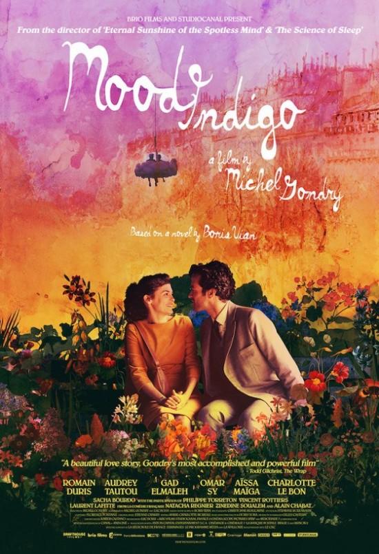 Poster For Michel Gondry's MOOD INDIGO