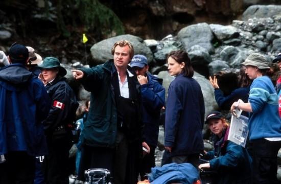 Christopher Nolan Insomnia