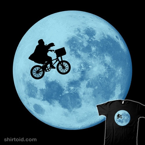 The Other E.T. t-shirt