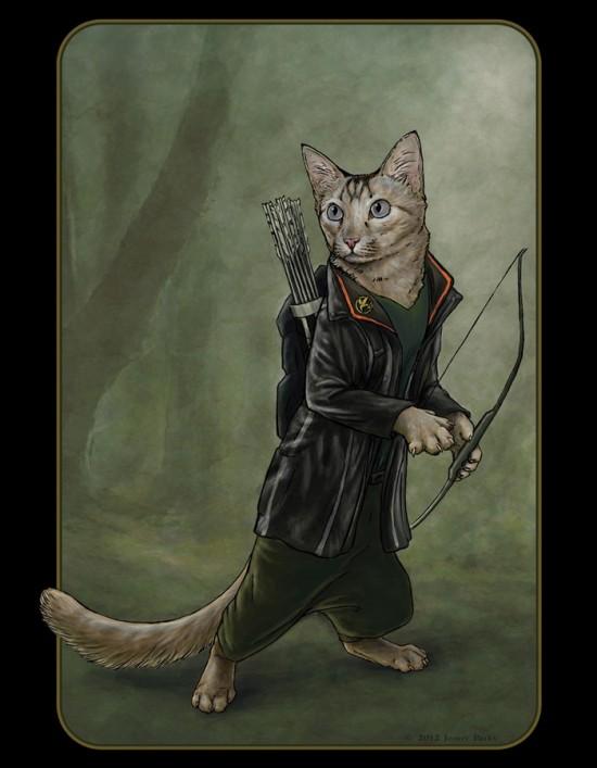 Jenny Parks' Catniss