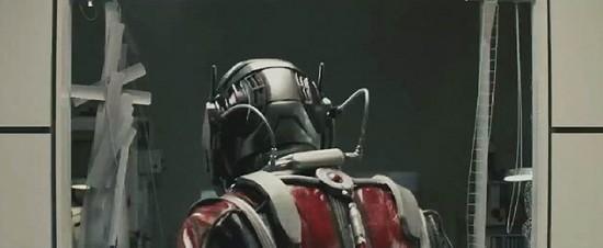 Ant-Man back